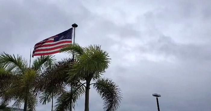 Emiten advertencia de marejada ciclónica para una parte de la costa oeste de Florida