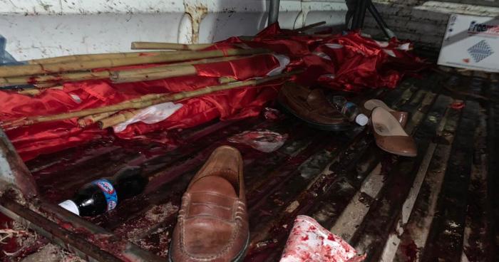 Dos fallecidos y 3 lesionados tras ataque a militantes del FMLN en San Salvador