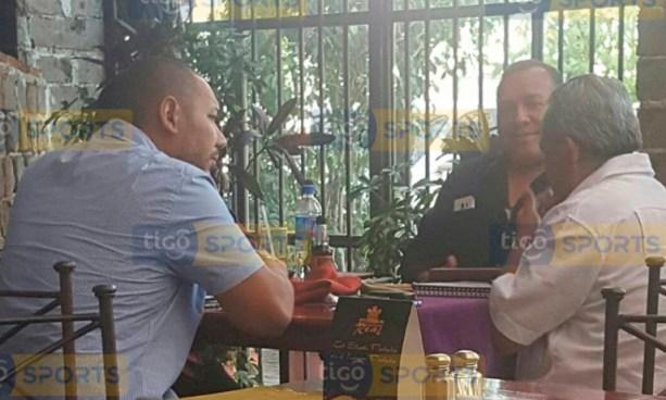 Yamil Bukele se reúne con la directiva del Firpo, ¿podría ser el nuevo dueño?