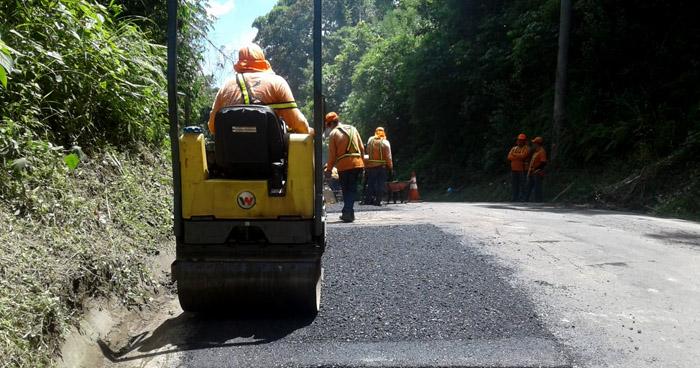 FOVIAL cerrará hoy un tramo de la carretera hacia Sonsonate