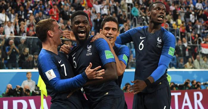 Francia el primer finalista del mundial Rusia 2018, Bélgica eliminada