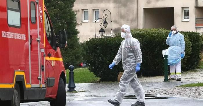 Francia declara nuevo cierre por aumento de casos de COVID-19