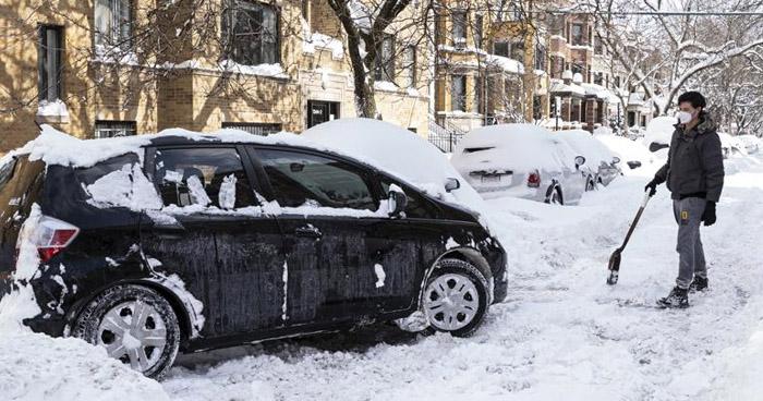 Ola de frío en México y EE.UU. ya deja más de 20 muertos