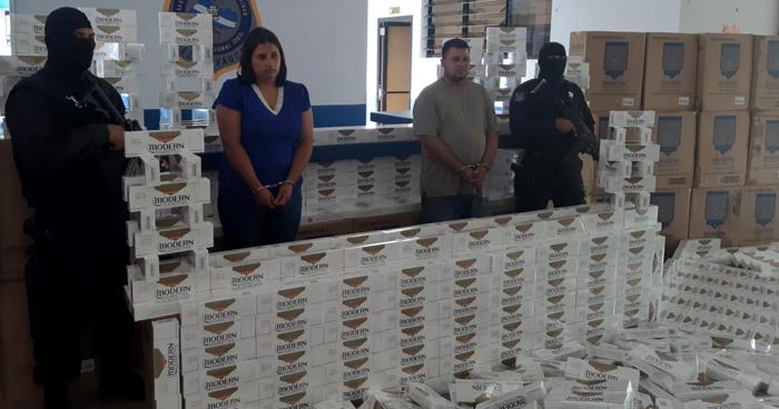 Contrabandistas de cigarros ofrecieron $5,000 a policías para que dejaran pasar mercadería