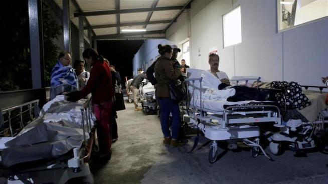 VÍDEO | Al menos 32 muertos tras el mayor terremoto registrado en México