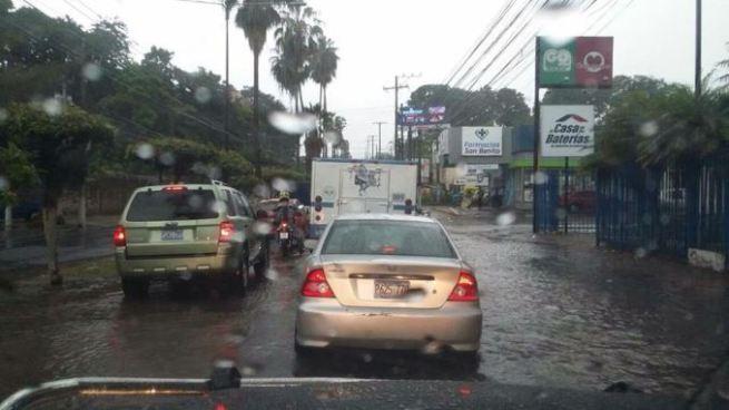 Protección Civil emite alerta amarilla a nivel nacional por lluvias