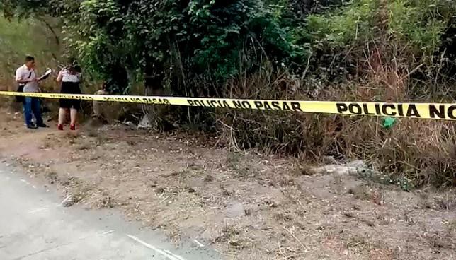Pandilleros vapulean y matan a joven cerca de la Fuerza Aérea en Ilopango