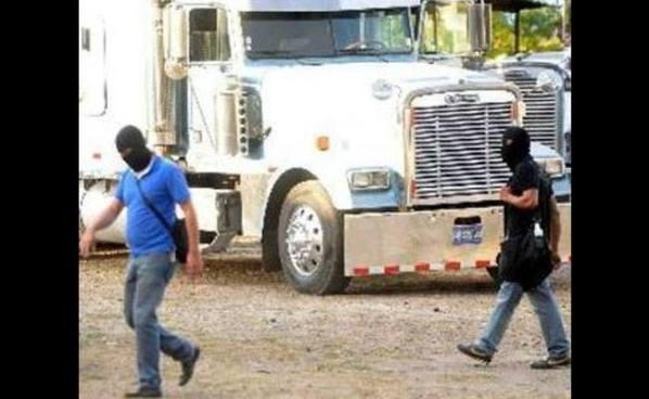 Condenan a sujeto que robó un furgón que contenía más de $120,000 en mercadería
