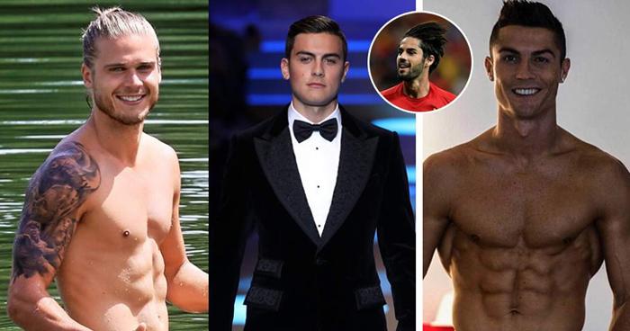 TOP: Los futbolistas más guapos del Mundial de Rusia 2018