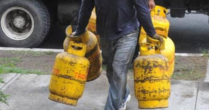 Leve alza en los precios del Gas Licuado para el mes de Mayo