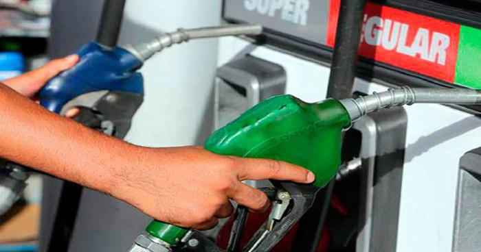 Precios de los combustibles bajaran nuevamente a partir de mañana