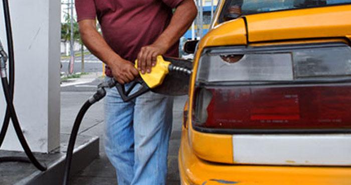 Incremento de hasta $0.08 ctvs en precios de la gasolina a partir de mañana