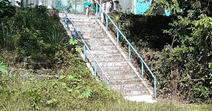 Misionera española muere tras caer de unas gradas en colonia Zacamil, de Mejicanos