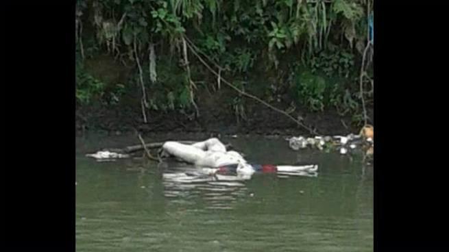 Encuentran cadáver de un hombre a la altura del puente Agua Caliente, Soyapango