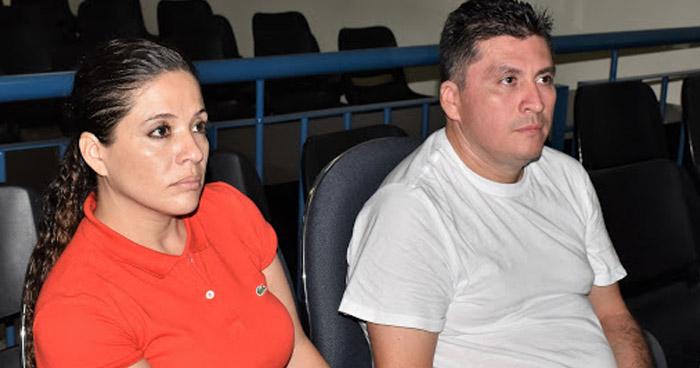Hermana y cuñado de 'Medio Millón' enfrentan vista pública por Lavado de Dinero
