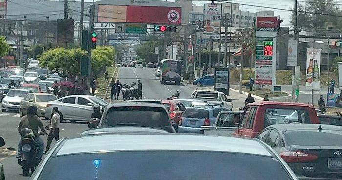 Un herido de bala tras nuevo ataque en Bulevar Los Héroes