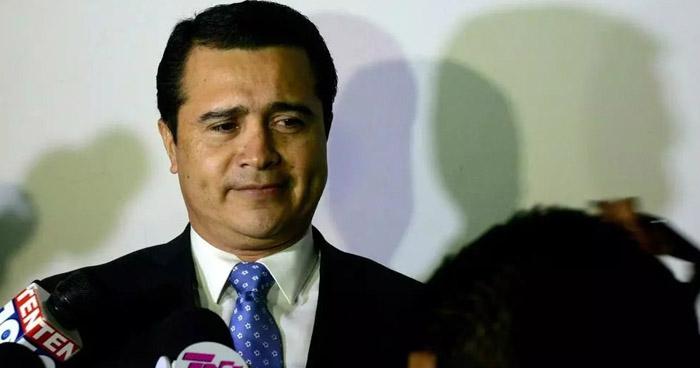 Hermano del presidente de Honduras condenado a cadena perpetua por Narcotráfico