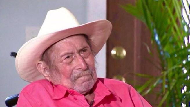 Fallece el salvadoreño considerado como el más longevo a nivel nacional