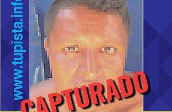 """Capturan a sujeto de """"los 100 más buscados"""" en Sonsonate"""