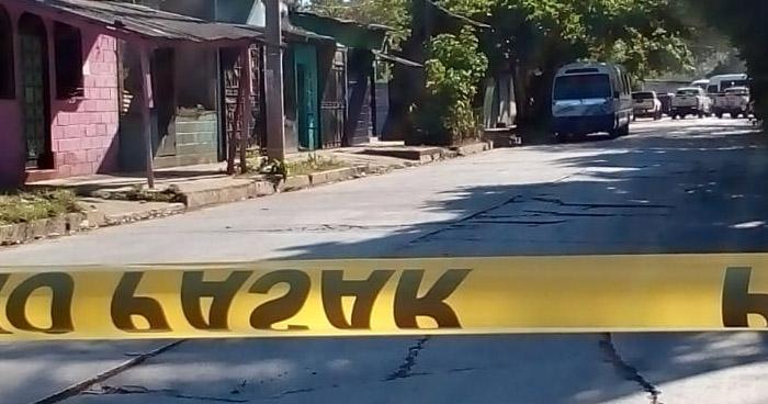 Asesinan a conductor de Ruta 45-AB en Apopa