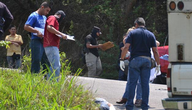 Pandilleros asesinan a un hombre que visitaba a su novia en Apopa