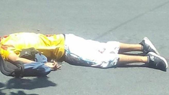 Pandillero es asesinado a balazos en Montes 3, Soyapango