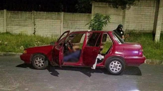 Delincuentes asesinan a balazos a un hombre frente a su hijo en San Martín