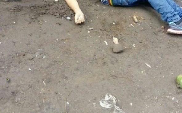 Presunto pandillero fue asesinado en Sonsonate