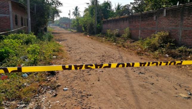 Criminales asesinan a un albañil en Colonia La Campiña de Usulután