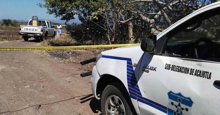 Vendedor de pescados fue asesinado esta mañana en Acajutla, Sonsonate