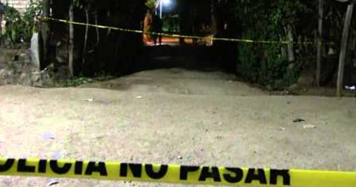 Dos escenas de muerte se han registrado en las últimas horas en el occidente del país