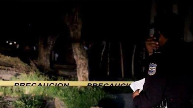 Sujetos encapuchados matan a un hombre al interior de su casa en Guaymango
