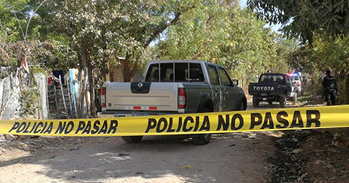 Anciana asesinada a golpes en Anamorós, La Unión