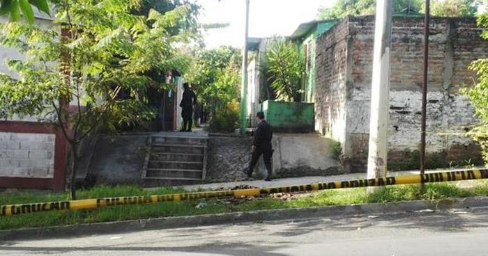 Abaten a pandillero en colonia Popotlán de Apopa