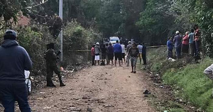 Asesinan a un hombre cuando se dirigía a trabajar en Atiquizaya, Ahuachapán