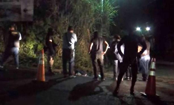 Delincuentes asesinan con arma de fuego a un hombre en una colonia de Ayutuxtepeque