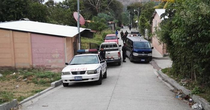 Pandilleros privan de libertad a un joven y luego lo asesinan en Ayutuxtepeque