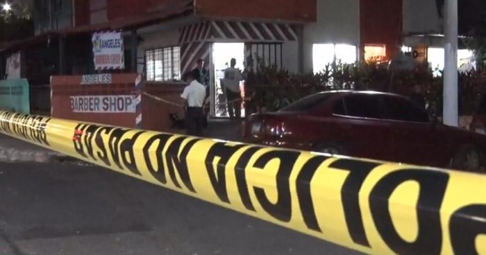 Asesinan a hombre dentro de una barbería cerca del Redondel El Torogoz