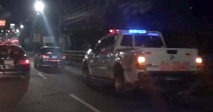 Capturan a subinspector de la PNC por asesinar a un hombre en Bulevar del Ejército