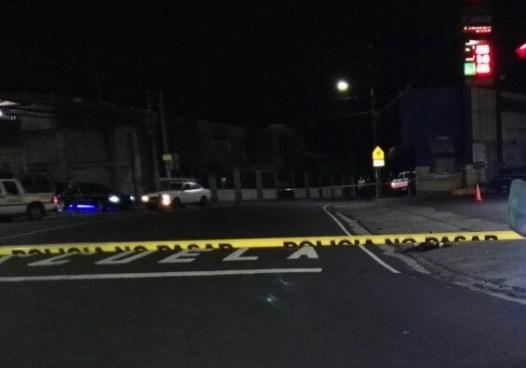 Asesinan a reconocido pandillero en calle Modelo
