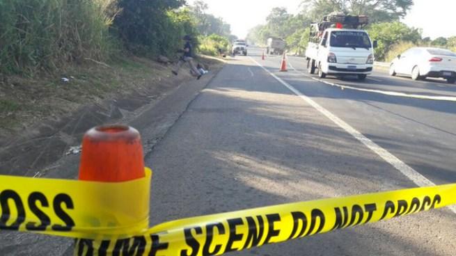 Padre e hijo son atacados a balazos por delincuentes cuando se dirigían a trabajar en Guazapa