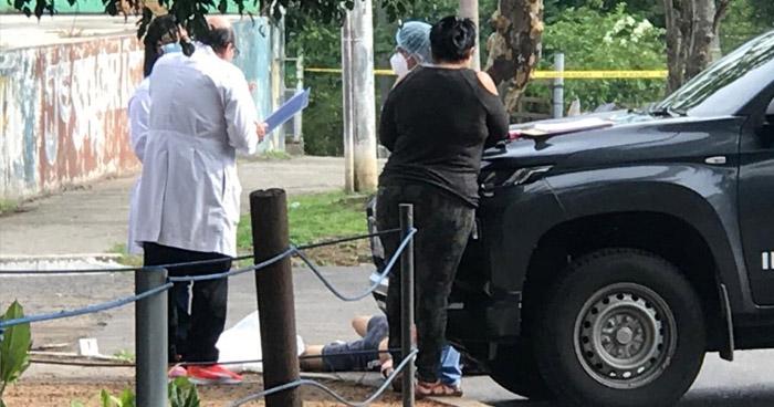 Joven asesinado en Ciudad Obrera, en Apopa