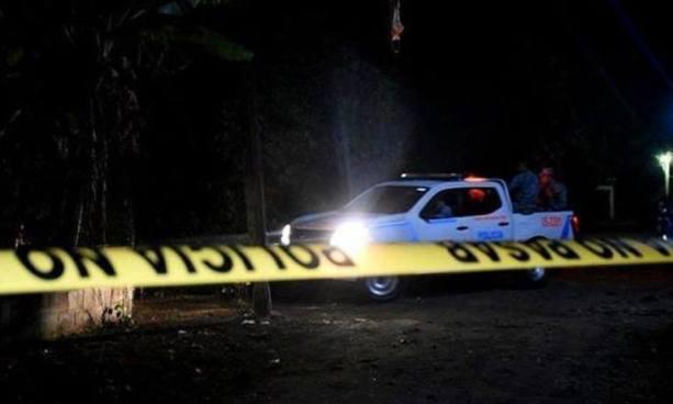 Al menos 2 hechos violentos registrados ayer en distintos puntos de Santa Ana