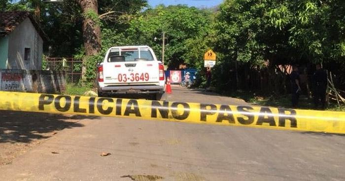 Asesinan a un hombre cuando transitaba por una calle en San Miguel
