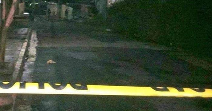 Joven fue asesinado al interior de un mesón ubicado en Ciudad Delgado