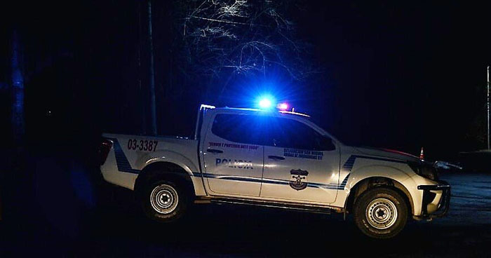 Hombre fue acribillado a balazos en la carretera Troncal del Norte, Ciudad Delgado