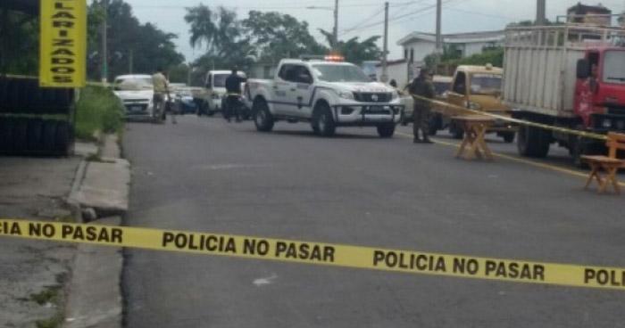 Eliminan a un joven al interior de un Carwash en barrio de Cojutepeque, Cuscatlán
