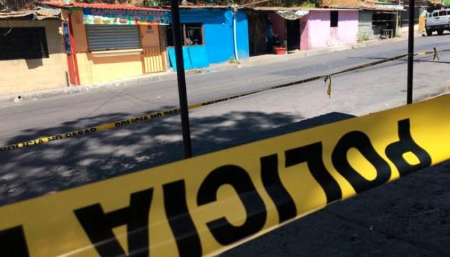 Un hombre fallecido y dos lesionados deja tiroteo en las cercanías del Hospital Militar en la Colonia Bernal