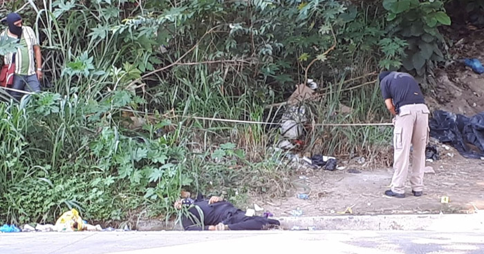 Cabo de la PNC repele intento asalto y mata a un pandillero en Santo Tomás