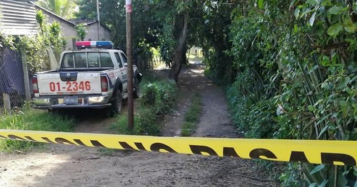 Fingieron operativo policial para asesinar a un hombre en Sonsonate